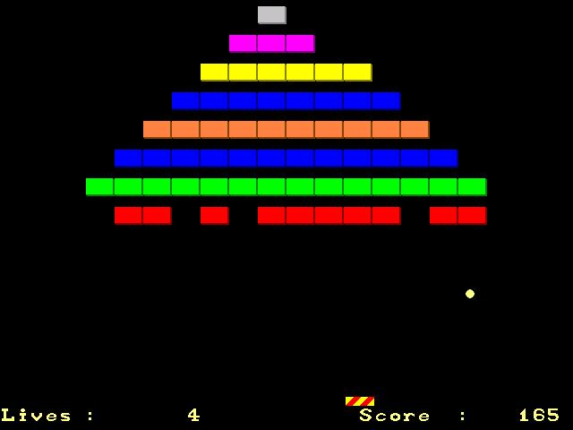 Click to view Wall Pong screenshots